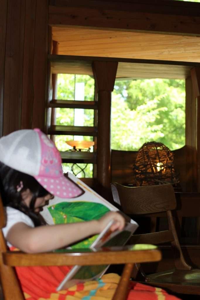 Tove Jansson Library Akebono Children's Forest Hanno Saitama Prefecture