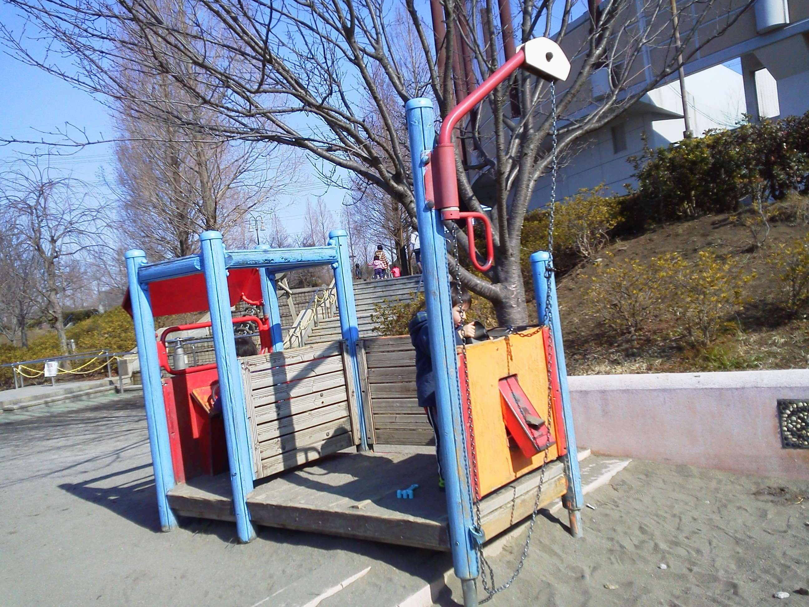 Kamihira Park, Ageo