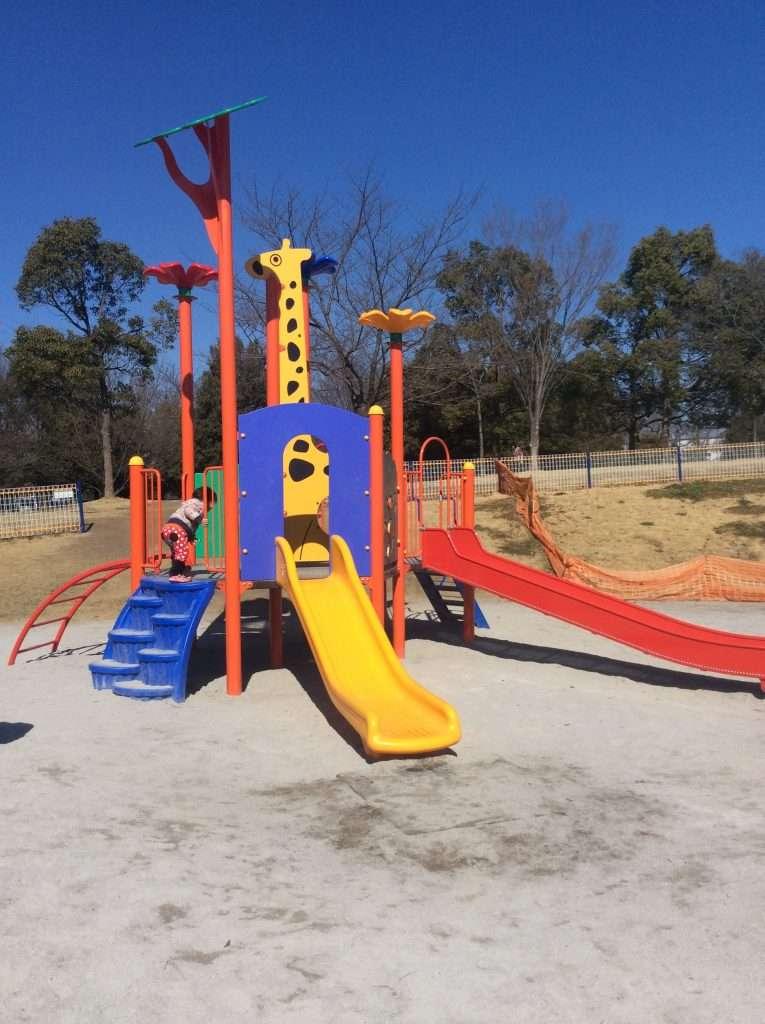 Playground at Kawagoe Sports Park