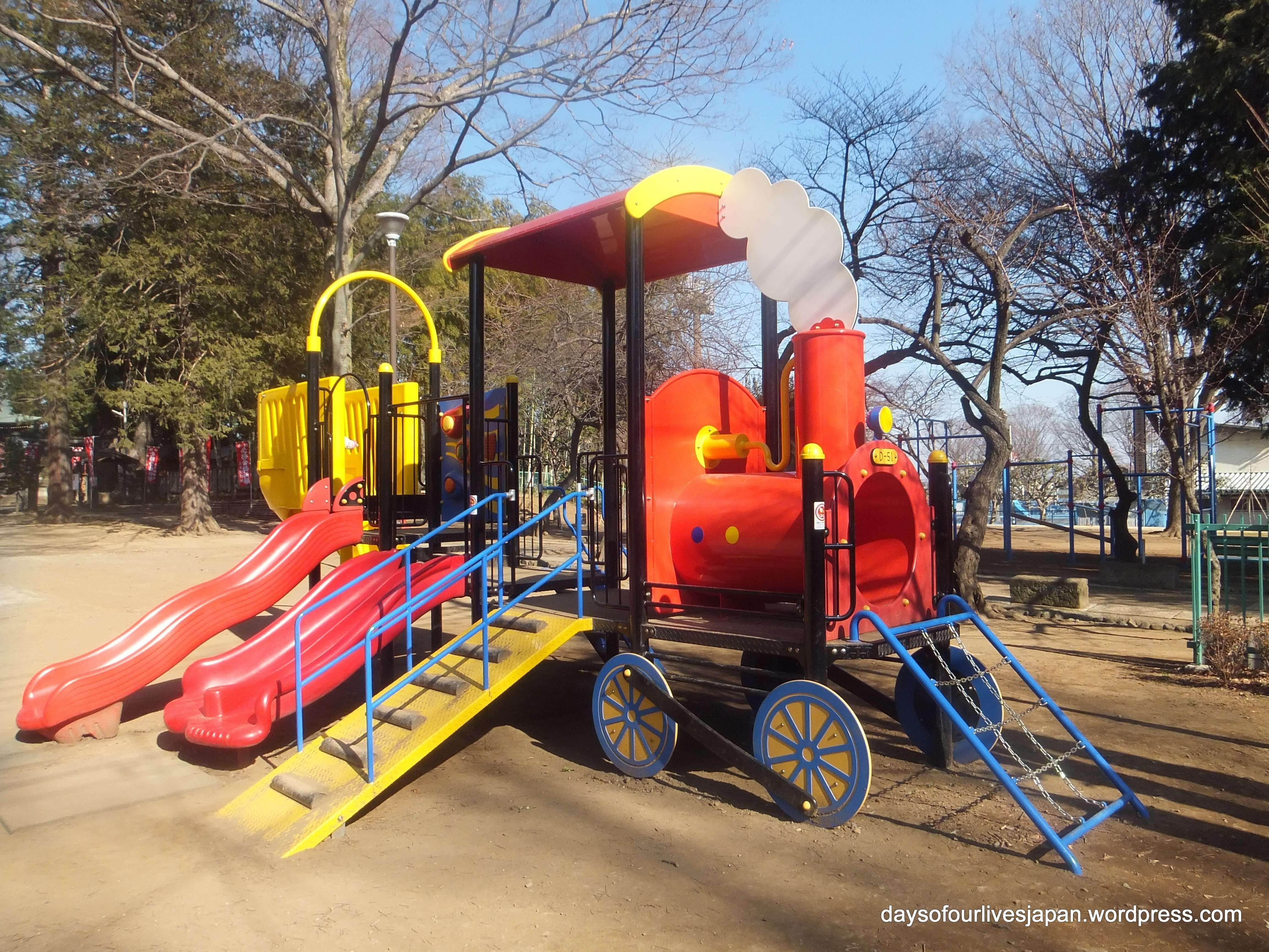 playground miyoshino shrine kawagoe