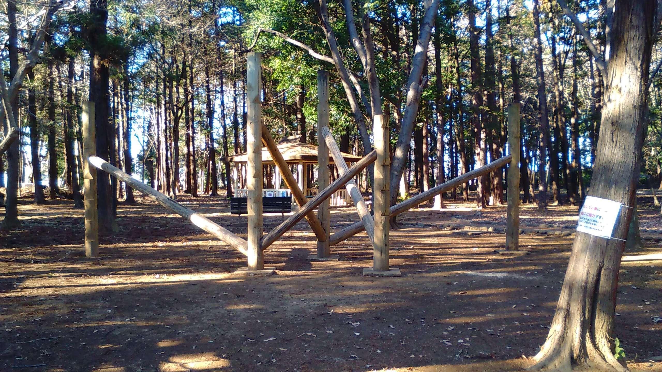Hiratsuka park adventure playground