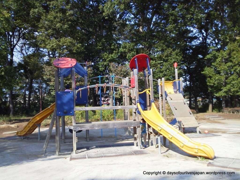 kodomonoshiro park ageo
