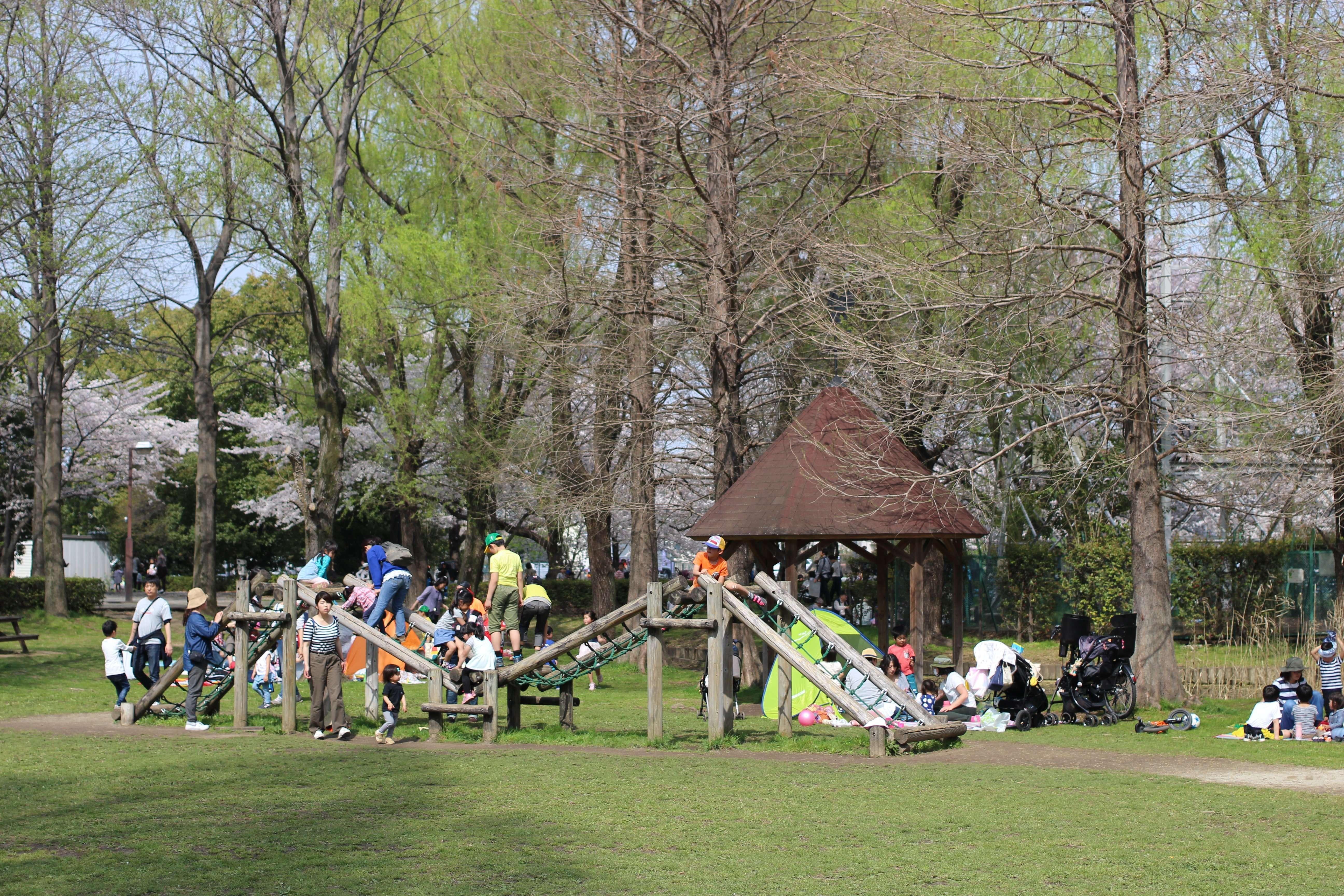 Mihashi Park nishi ward