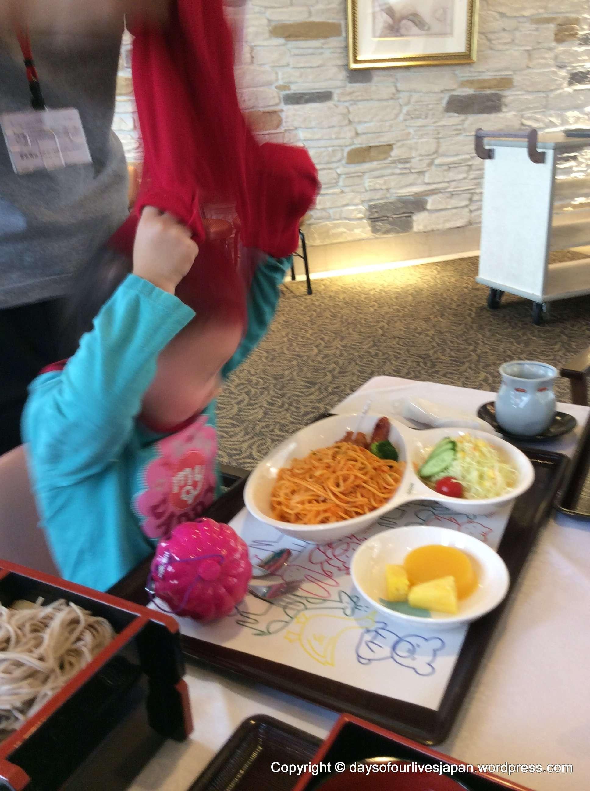 Kids plate