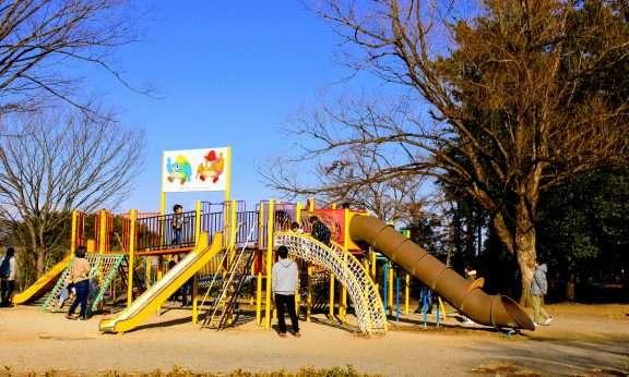 Hidaka Sougou Park total park things to do in Hidaka