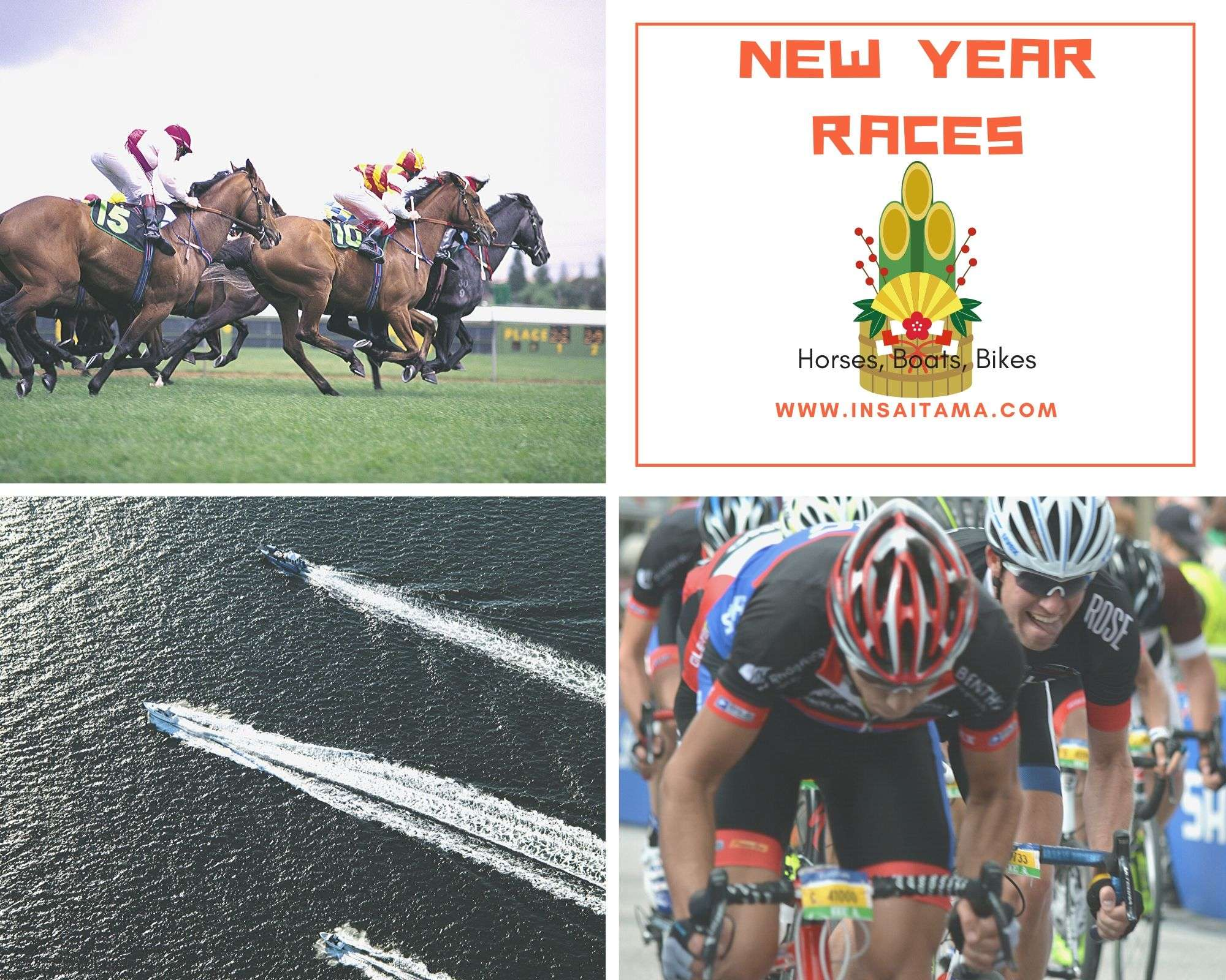 New Year Races 2020