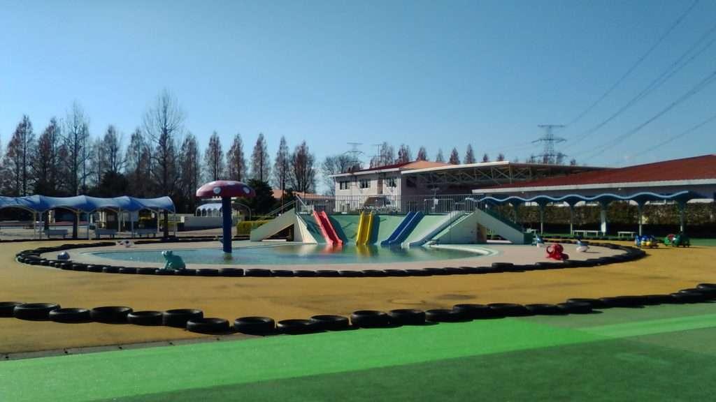 Hanasaki summer pools Saitama Pools