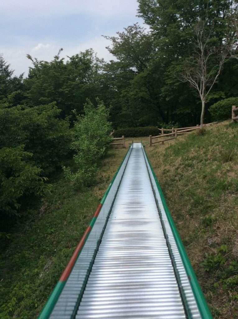 Roller slide Miharashi no Oka park