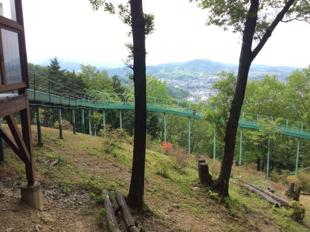Saitama's longest roller slide