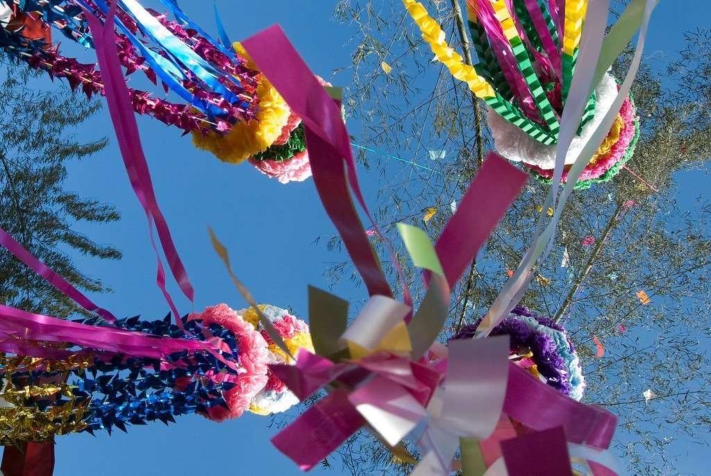 Tanabata kamifukuoka and warabi hata festival