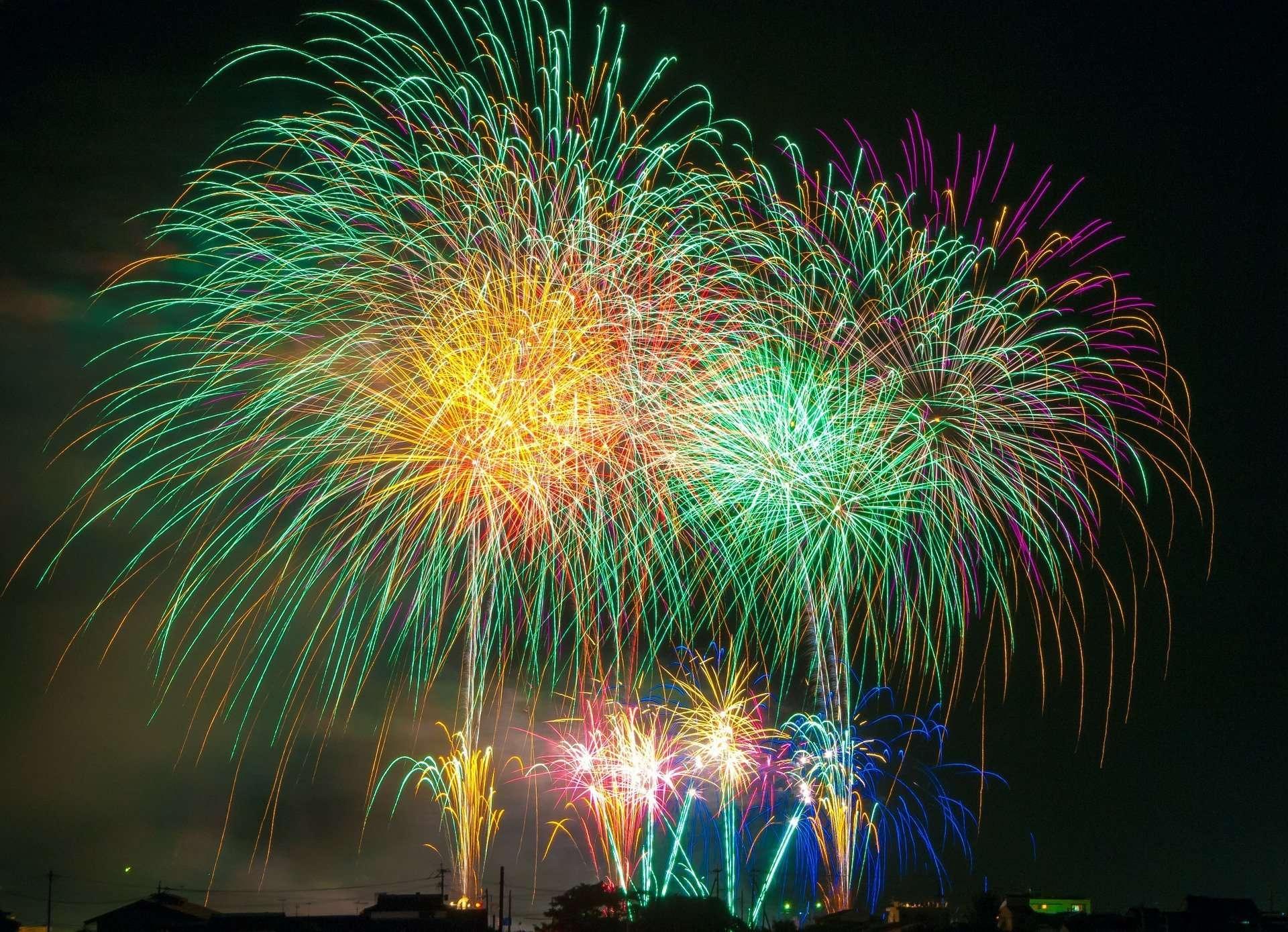 Konosu fireworks image for blog post