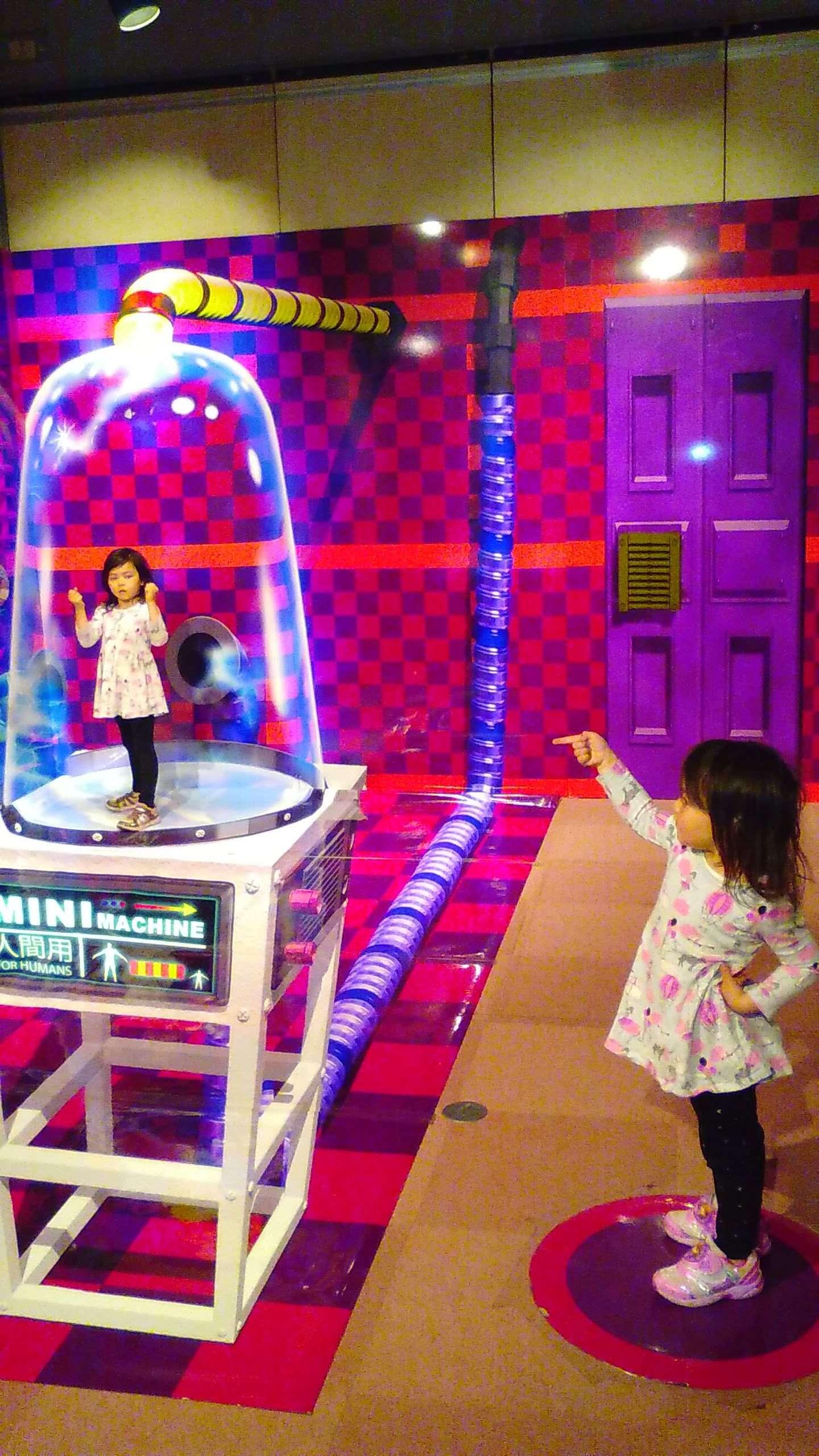 Kawagoe with kids Sayama Municipal Museum