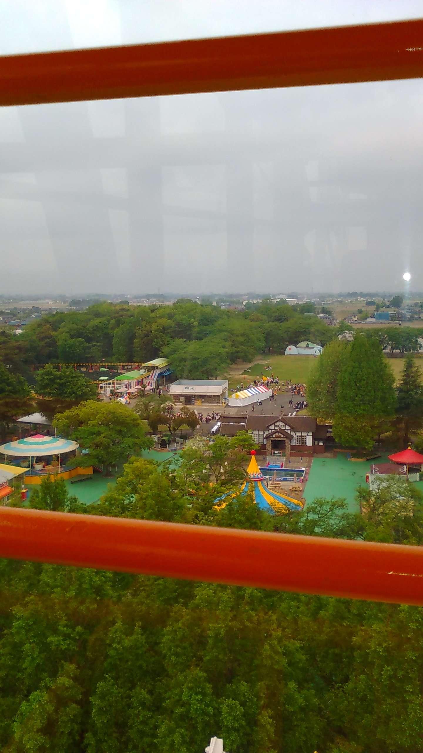 View from Musashi No Mura Ferris Wheel (4)