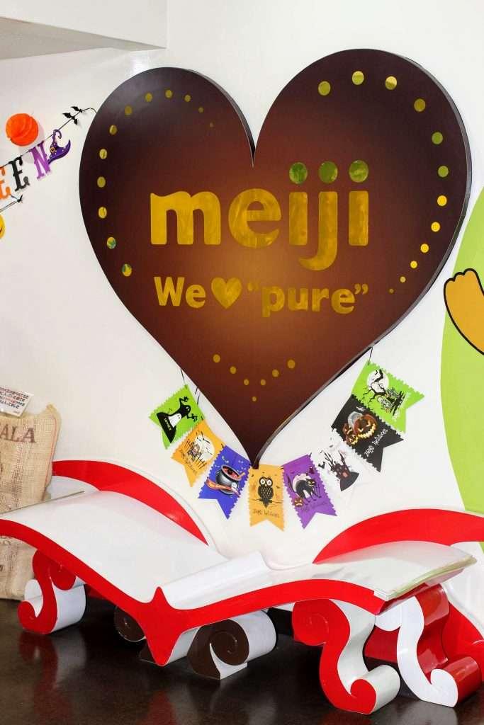 Love Meiji Chocolate