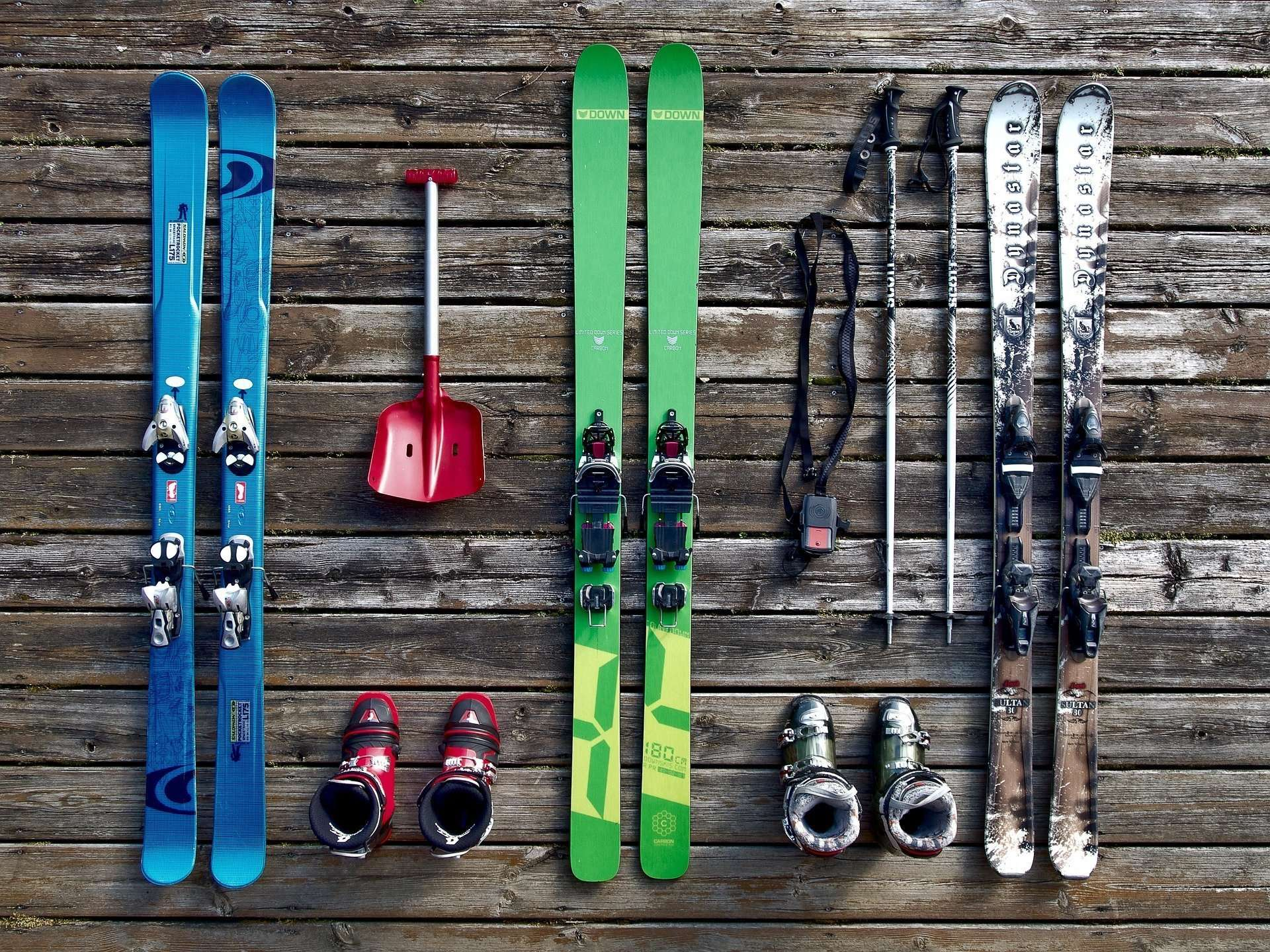 Sayama Ski Resort in 2019