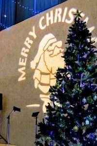 Christmas decorations and illumination fresa yoshimi
