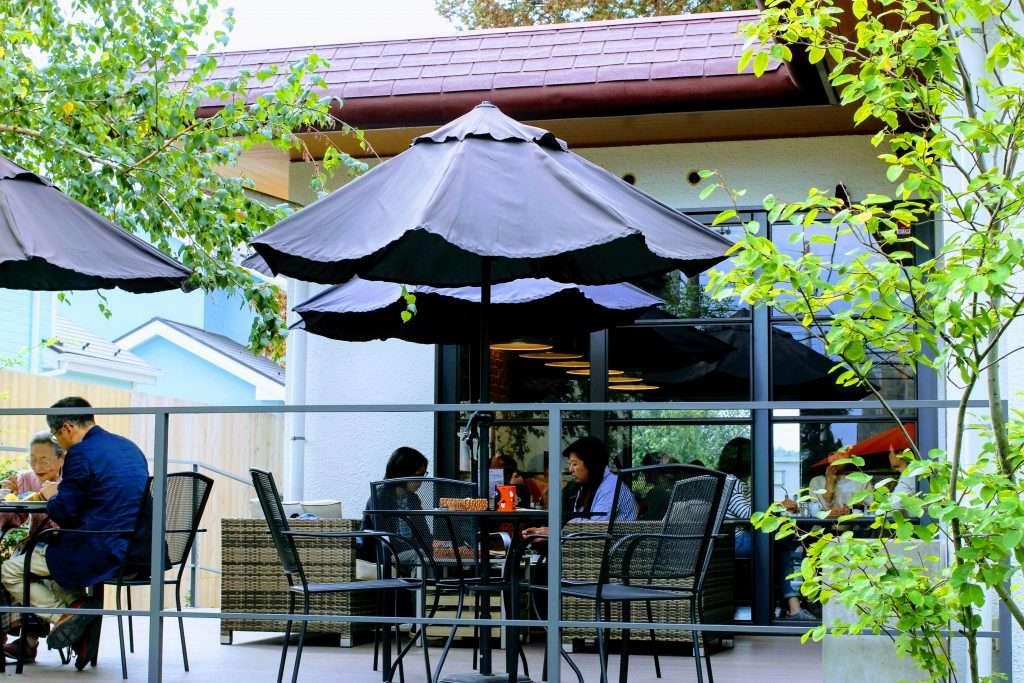 Caffe Browns near nishinohara park fujimino
