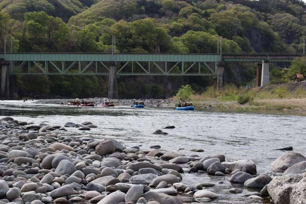 Rafters Shibukawa Camping Gunma