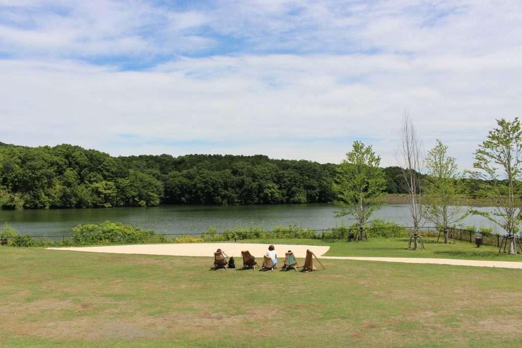 Metsä Miyazawa lake Hemulin's playground Moomin Valley Park Metsa Hanno Saitama insaitama.com