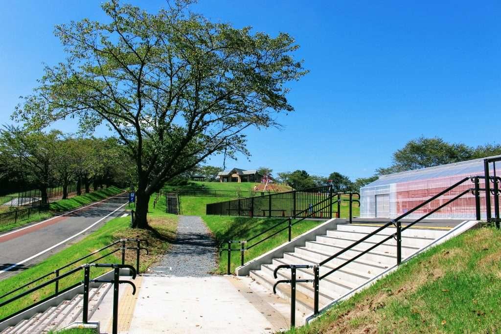 Higashimatsuyama Agriculture Park