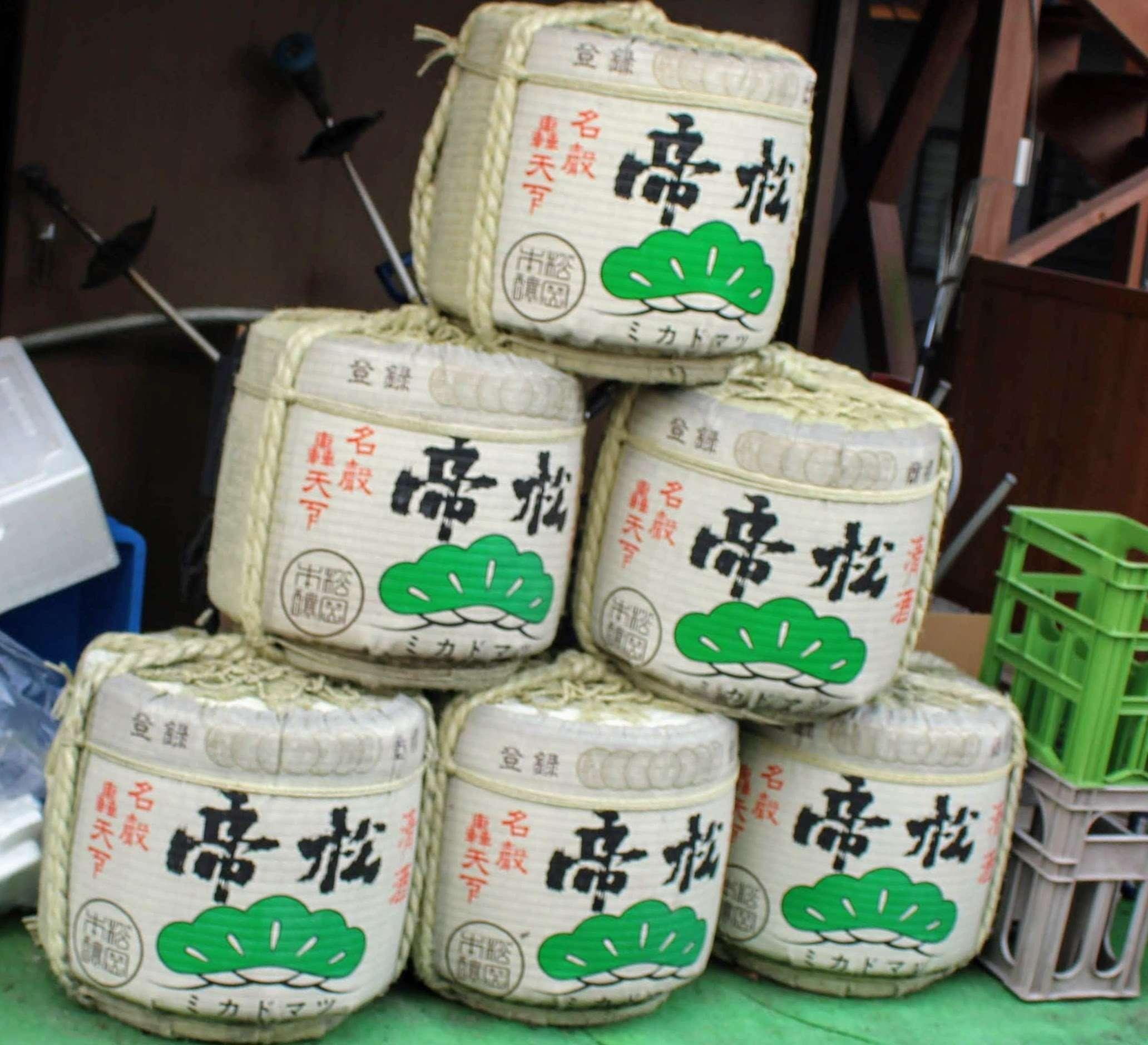 Matsuoka Brewery Ogawamachi from insaitama.com cool things to do in Saitama