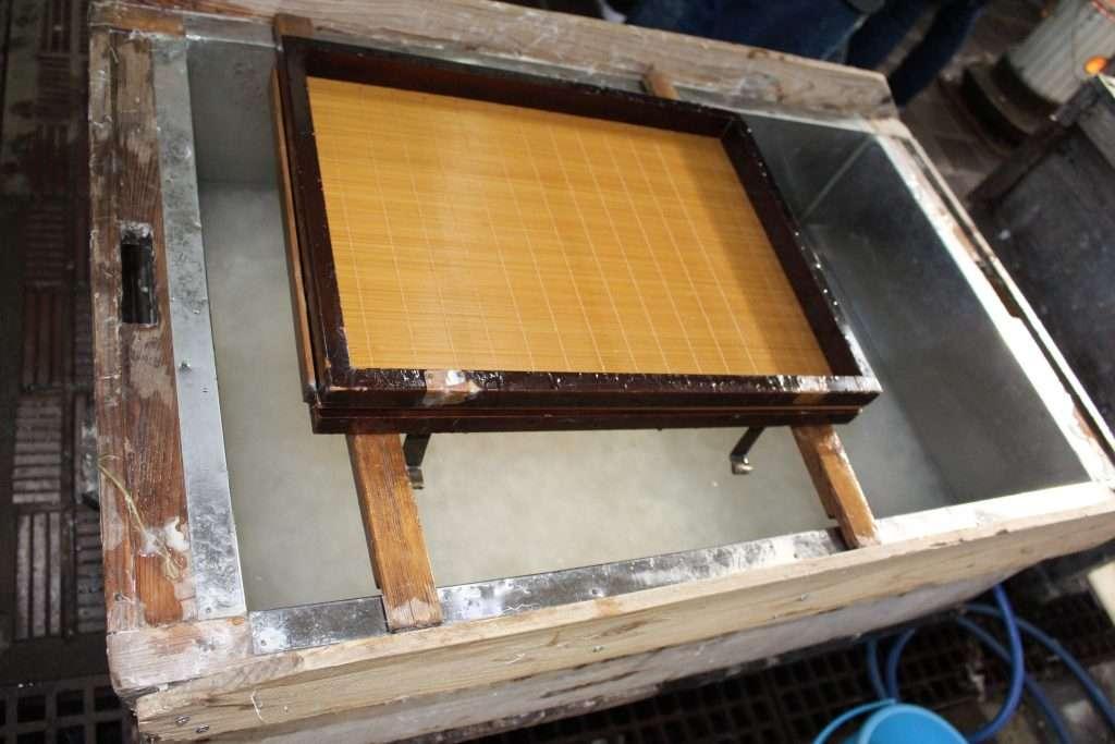 washi paper making washi paper workshop