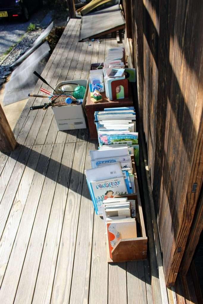 Yoshida Folk house toys and books