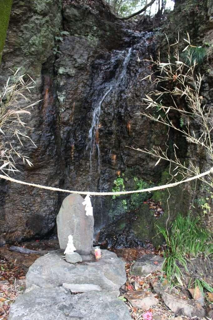 Waterfall mt torayama