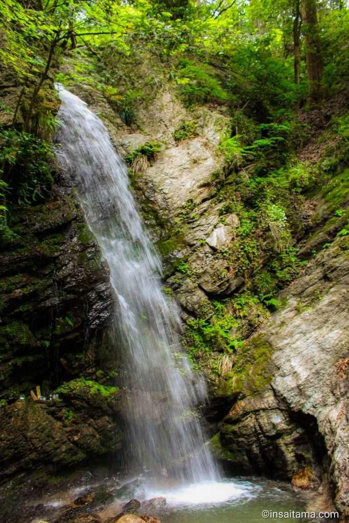 Odaki falls Kuroyama santaki