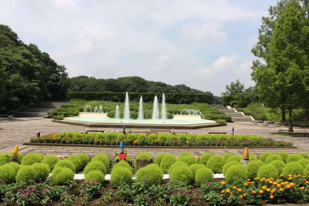 Kochia shinrin Park
