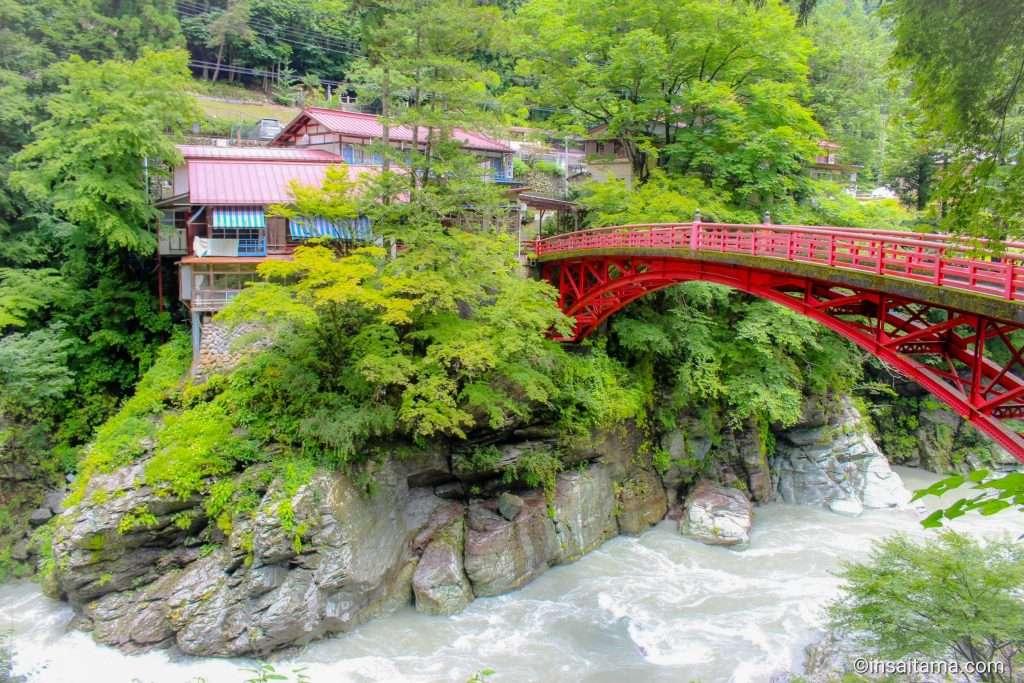 toryu bridge otaki chichibu saitama