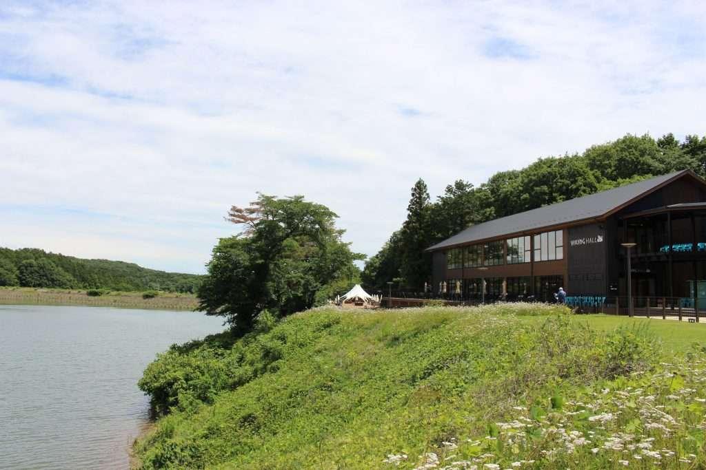 Metsä viking hall (buffet hall)