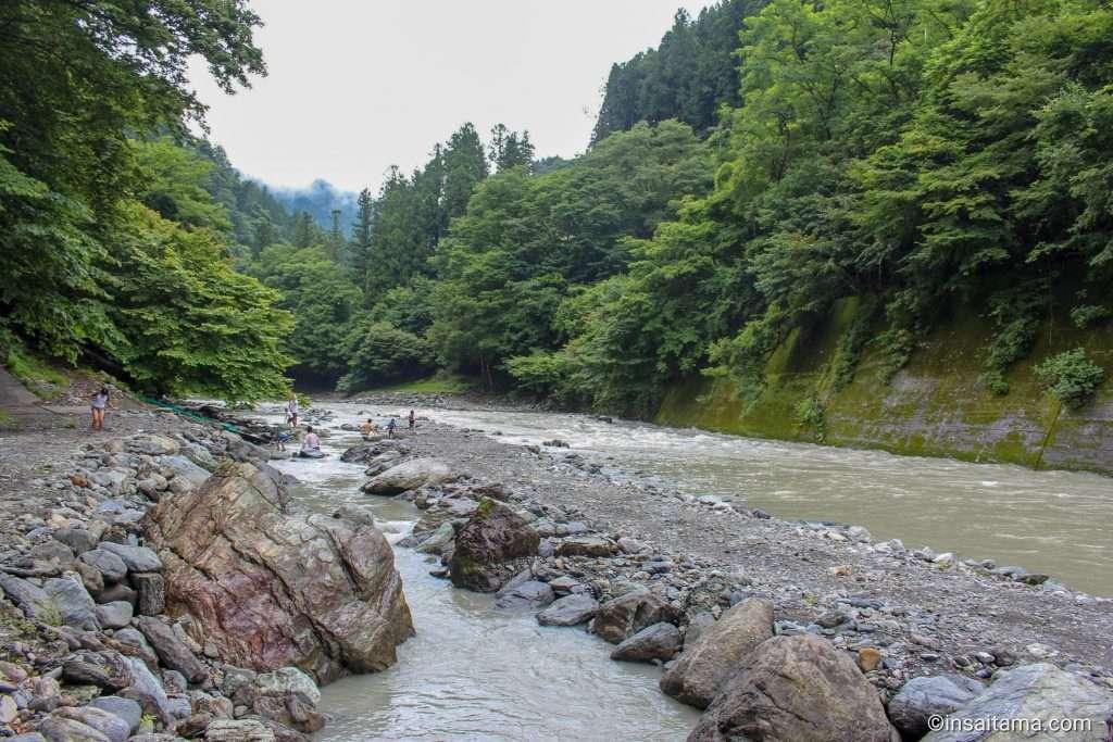 water play at tsuchiuchi