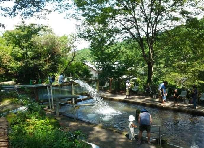 Fuppu Nijimasu Fishing ponds Yorii
