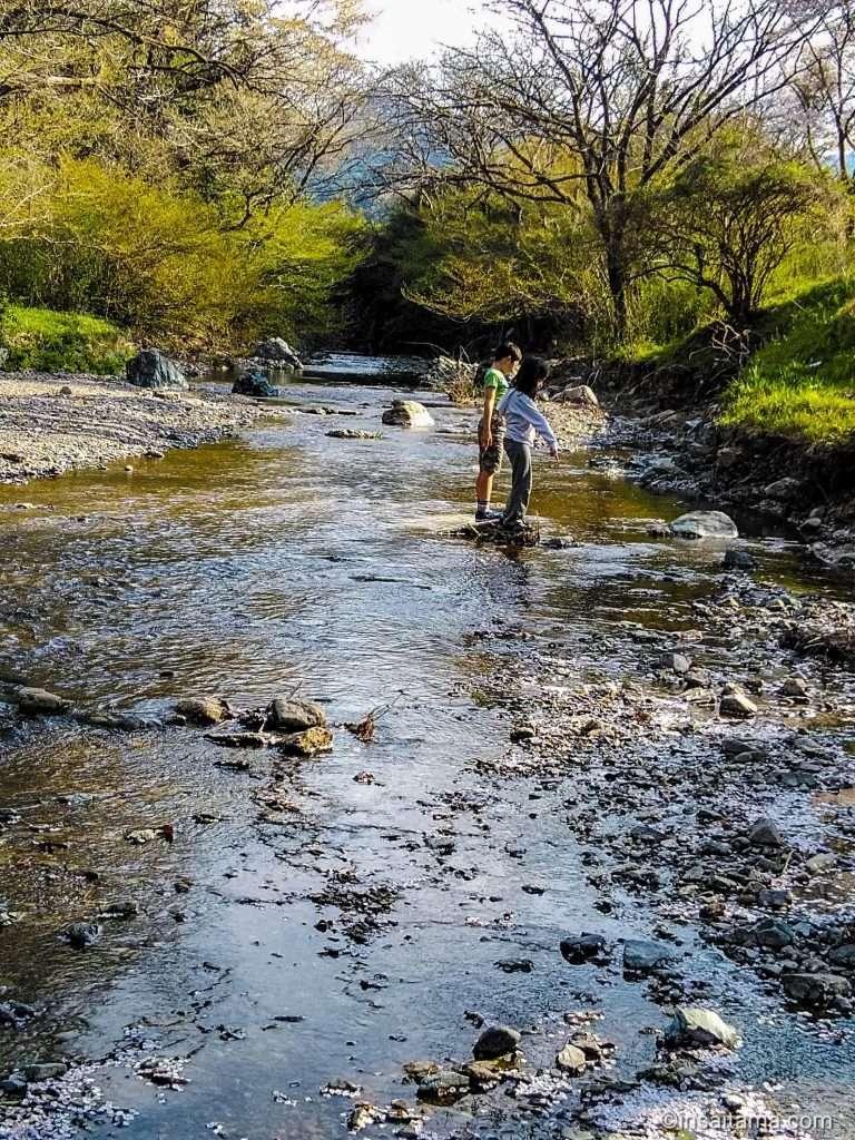 off the beaten path river play ogose saitama Japan