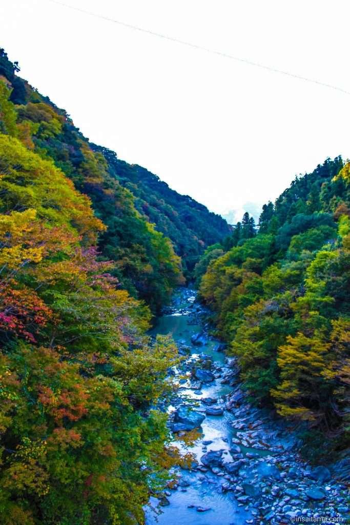 sanbaseki gorge kamikawa
