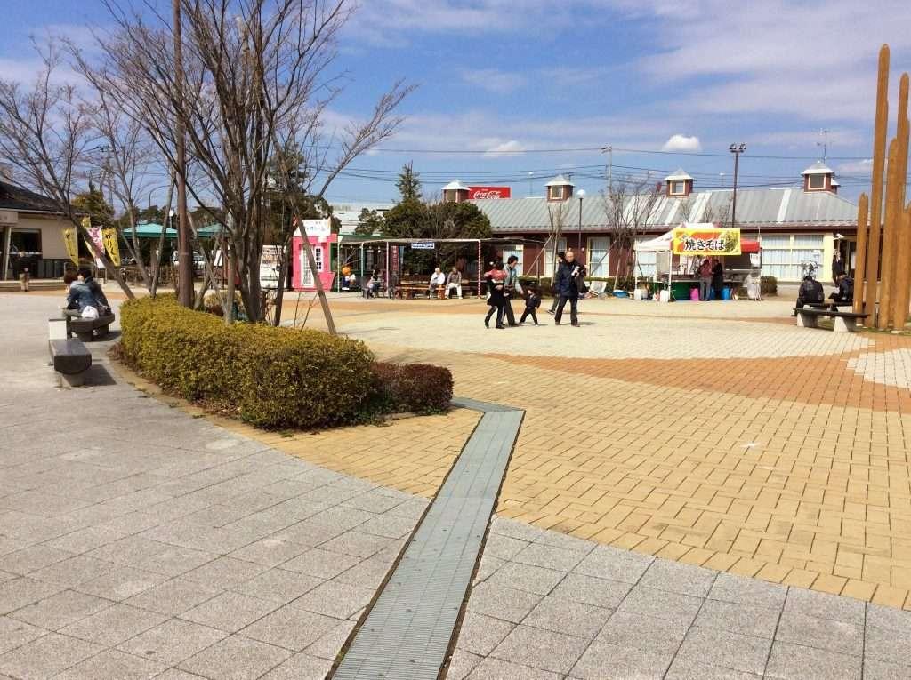 Roadside Station Ichigo no Sato