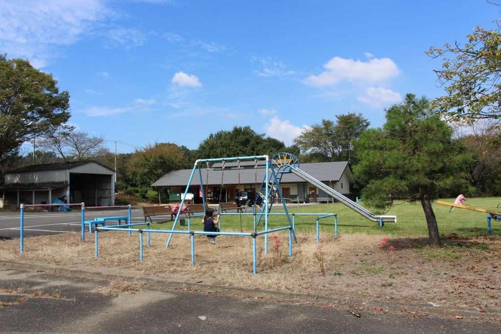 Playground at Yatsu no Sato