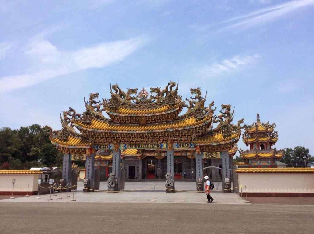 Seitenkyu Sakado temples and shrines
