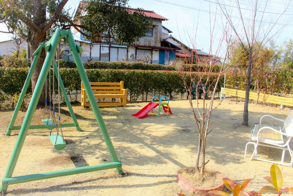 cafe with a play area in Konosu Saitama Adomani