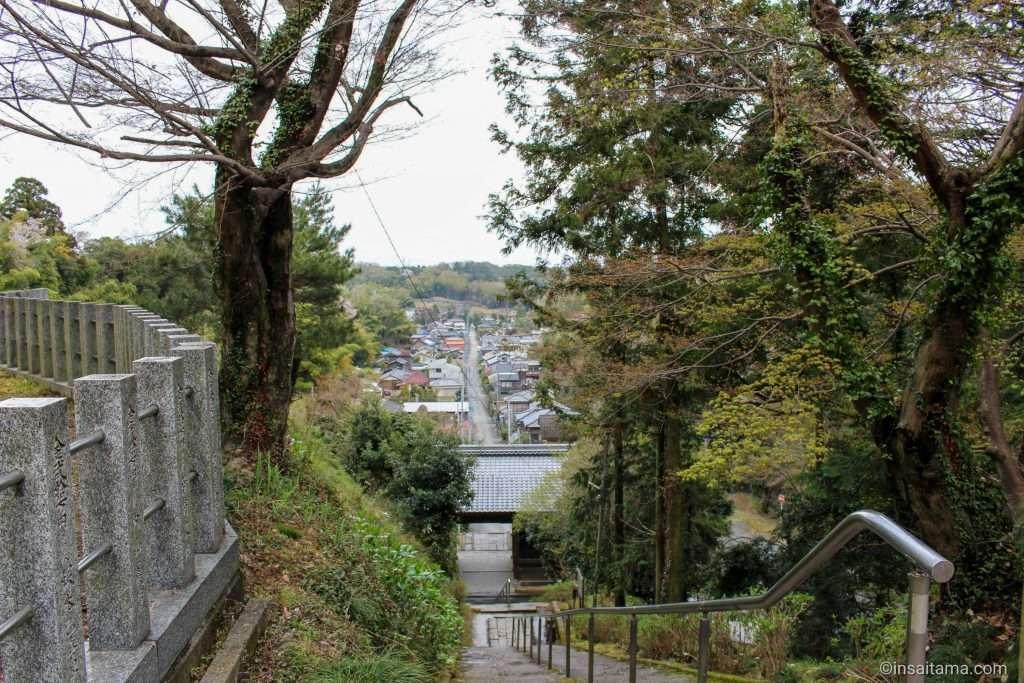bell tower shoboji iwadono kannon