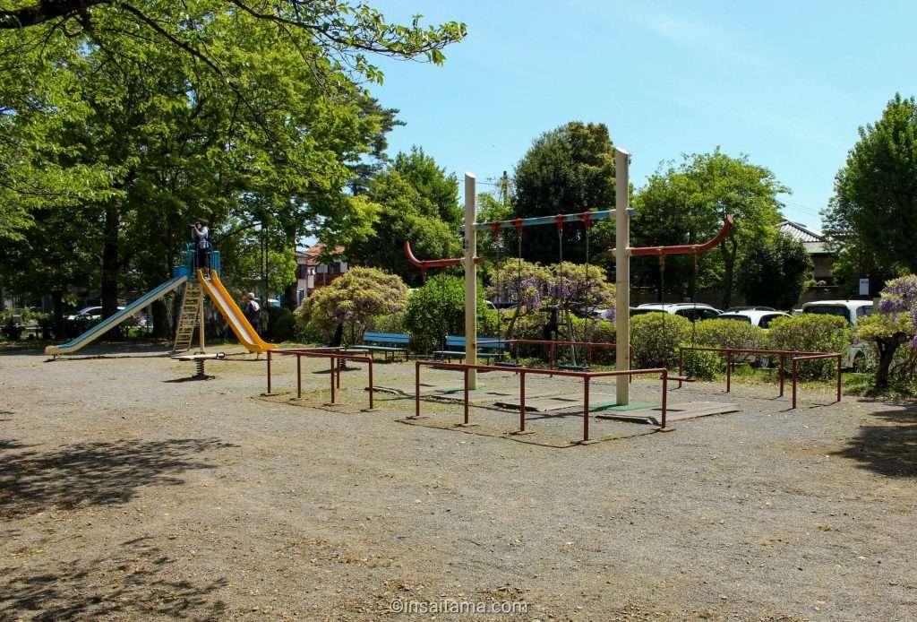 playground at Tamashiki park