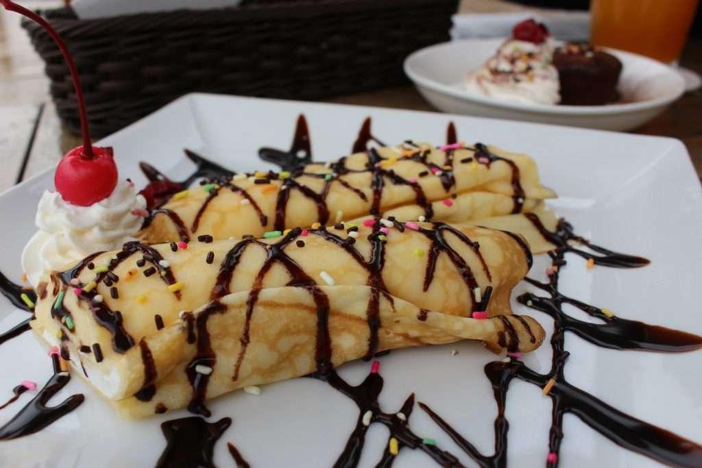 hasunoka cafe dessert
