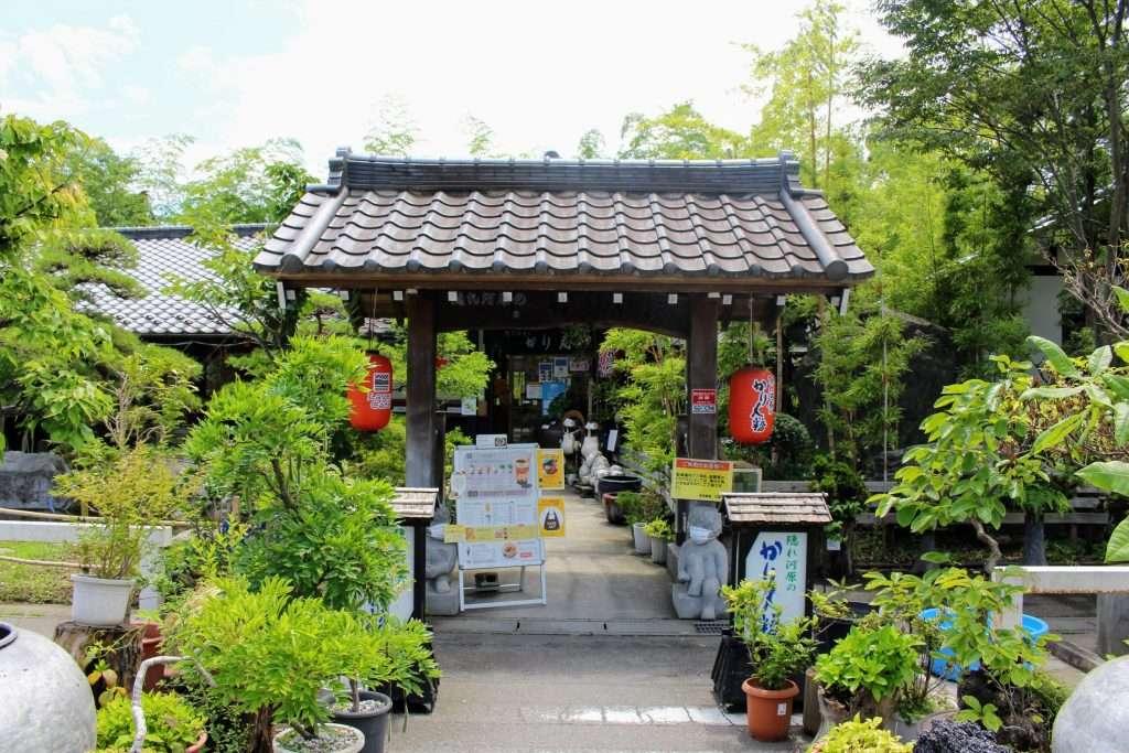 Layer Cafe Fukaya at Karinto factory
