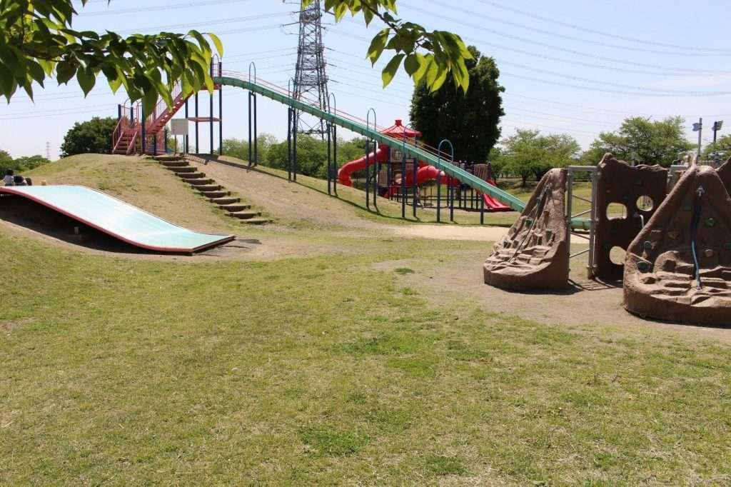 Playground at Honjo Park