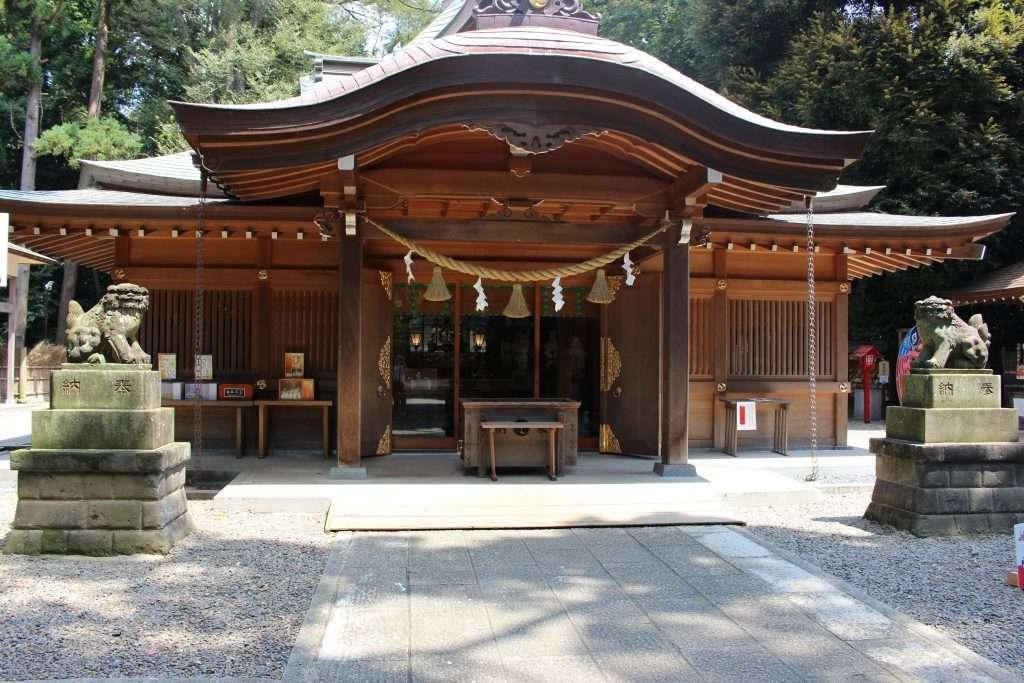 Iwatsuki Sochinjyu Hisaizu Jinja